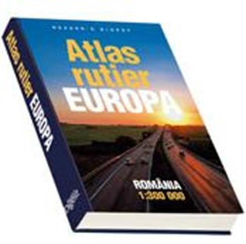 Atlas rutier al Europei