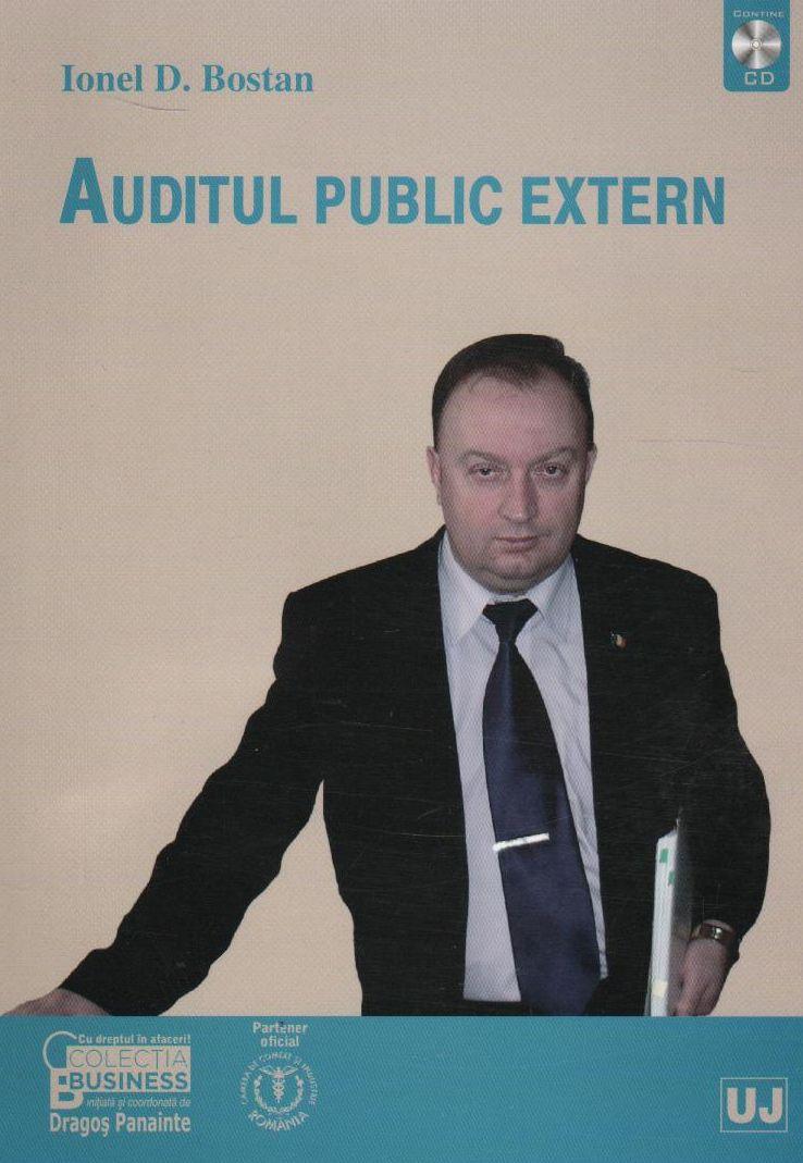 AUDITUL PUBLIC EXTERN