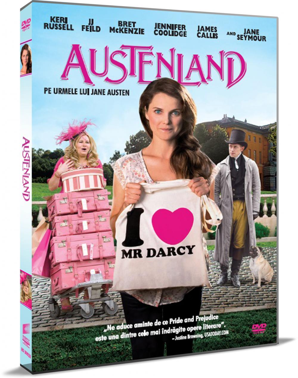 AUSTENLAND - PE URMELE LUI JANE AUSTEN