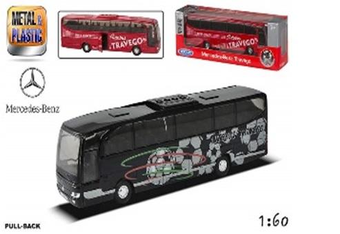 Autobuz ColorBaby,1:60,frictiune