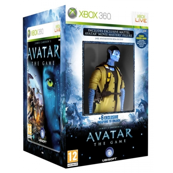 AVATAR COLLECTORS EDITI XBOX360