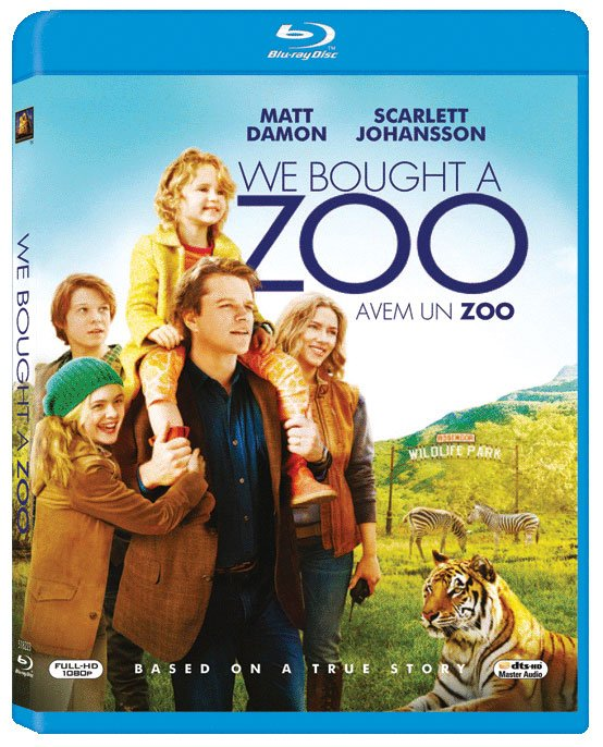 AVEM UN ZOO (BR)-WE BOUGHT A...