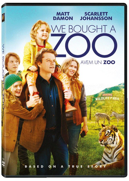 AVEM UN ZOO-WE BOUGHT A ZOO