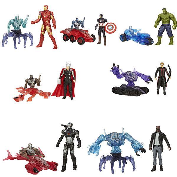 Avengers-Figurina,6cm,2b/set