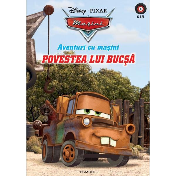 AVENTURI CU MASINI - POVESTEA LUI BUCSA 6#SC