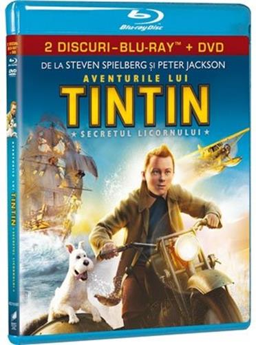 AVENTURILE LUI TINTIN (BR)-ADVENTURES OF