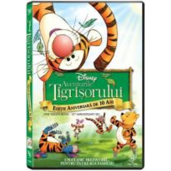 AVENTURILE TIGRISORULUI THE TIGER MOVIE