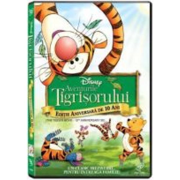 AVENTURILE TIGRISORULUI THE TIGER MOVIE