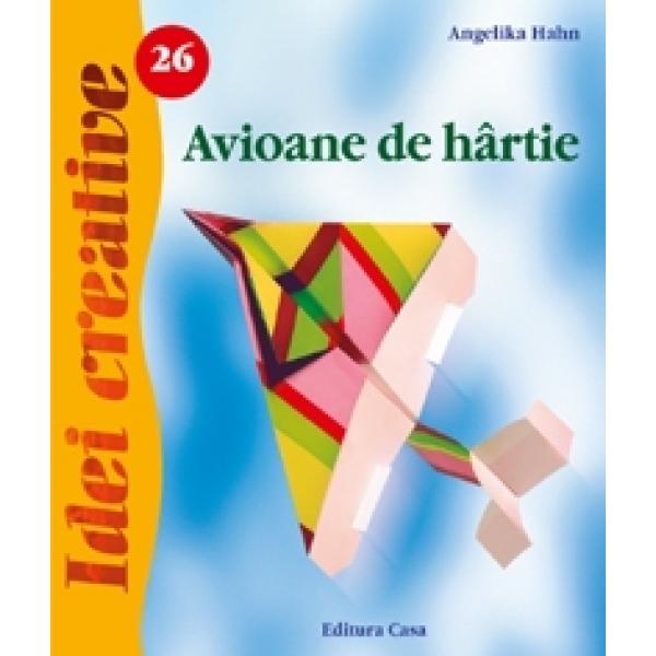 Avioane de hartie, Angelika Hahn