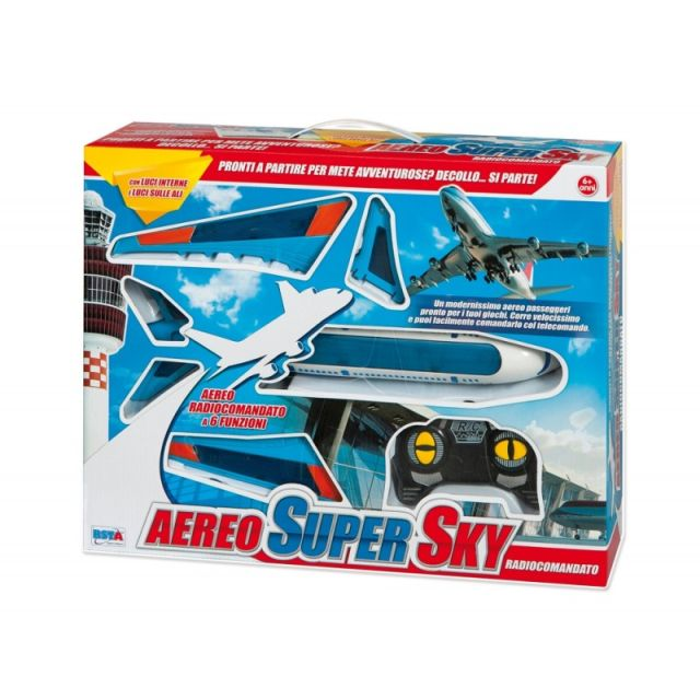 Avion Rstoys,RC