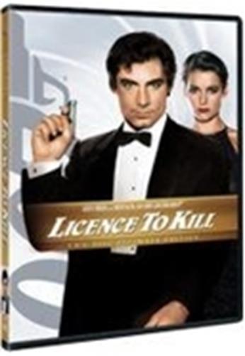 JB 16: AVIZ PENTRU CRIM JB 16: LICENCE TO KILL