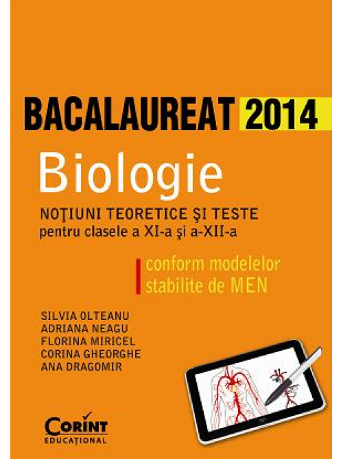 BAC 2014 BIOLOGIE CLS XI-XII