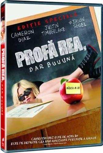 BAD TEACHER-PROFA REA, DAR BUNA