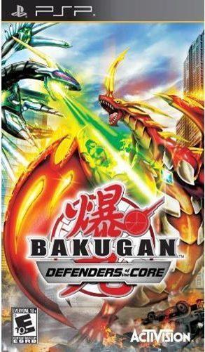 BAKUGAN II DEF OF THE CORE ESSENTIALS