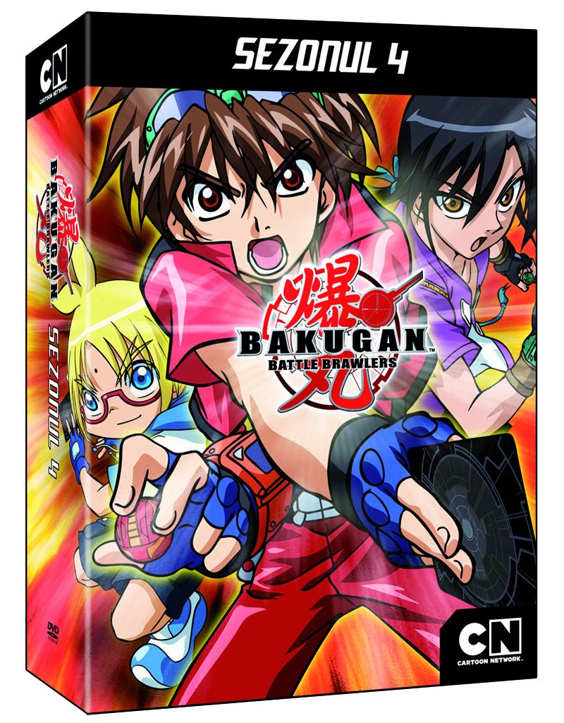 BAKUGAN Season 4
