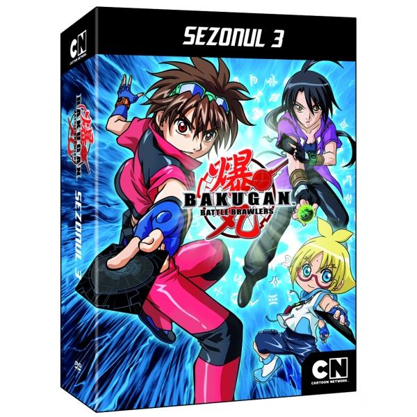 BAKUGAN SEZONUL 3 - BAKUGAN SEASON 3