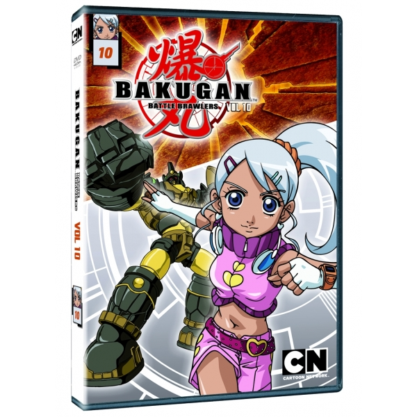 BAKUGAN VOL. 10 - BAKUGAN VOL 10