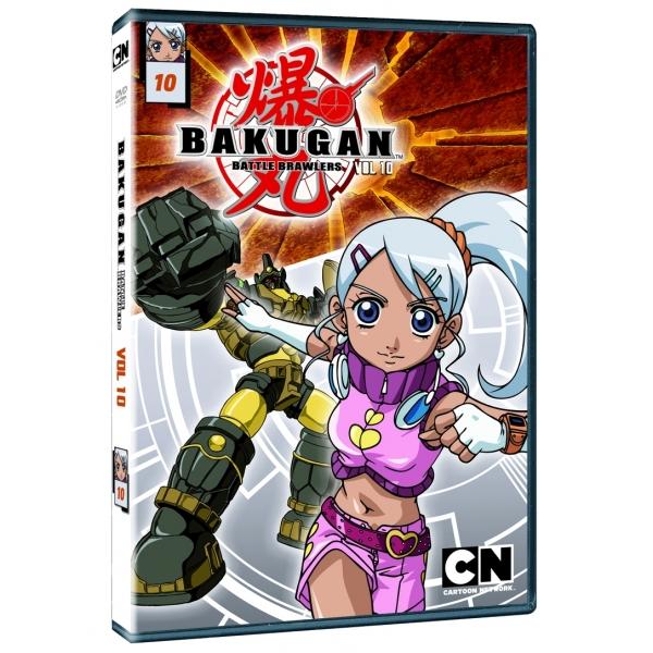 BAKUGAN VOL. 10 - BAKUGAN VOL 10