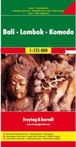 Bali-lombok-komodo (1:1 25.000)