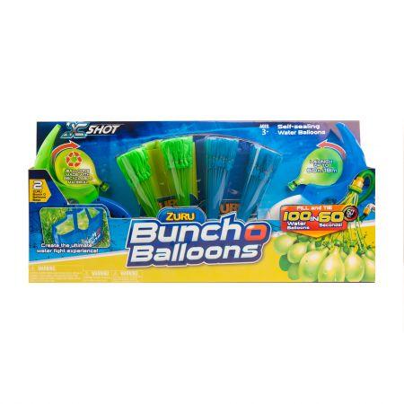Baloane cu apa Bunch O Balloons Rapid Fill cu 2 lansatoare