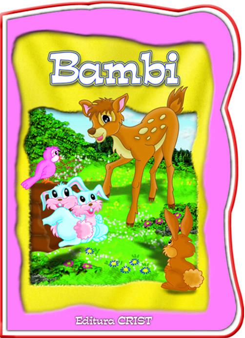 BAMBI (COPERTA + 24 PAG.)
