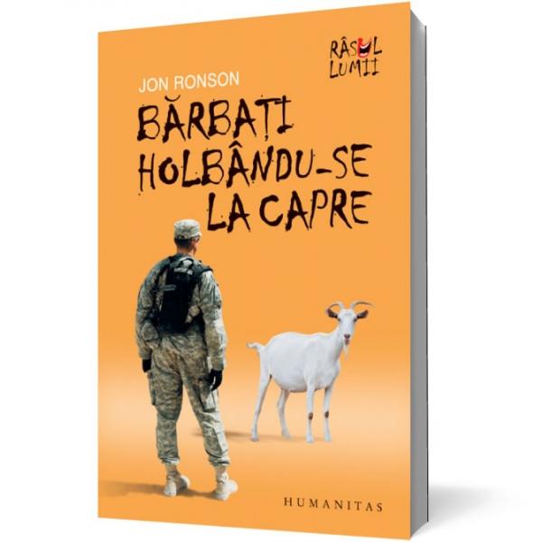 BARBATI HOLBANDU-SE LA CAPRE