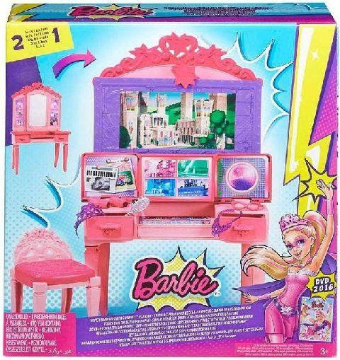 Barbie-mobilier,super printesa