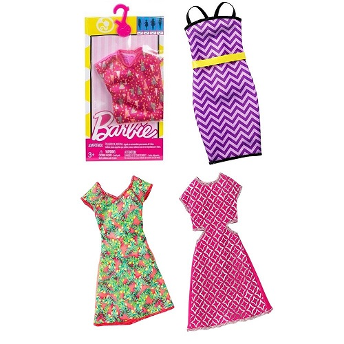 Barbie,accesorii rochite