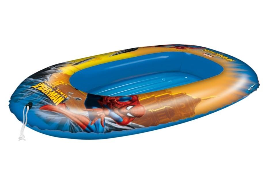 Barca gonflabila Spiderman