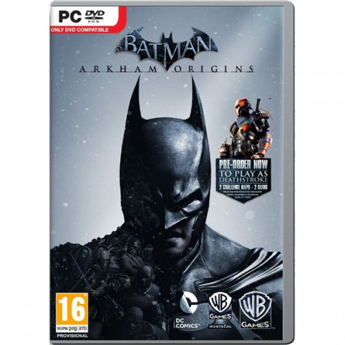 BATMAN ARKHAM ORIGINS - PC