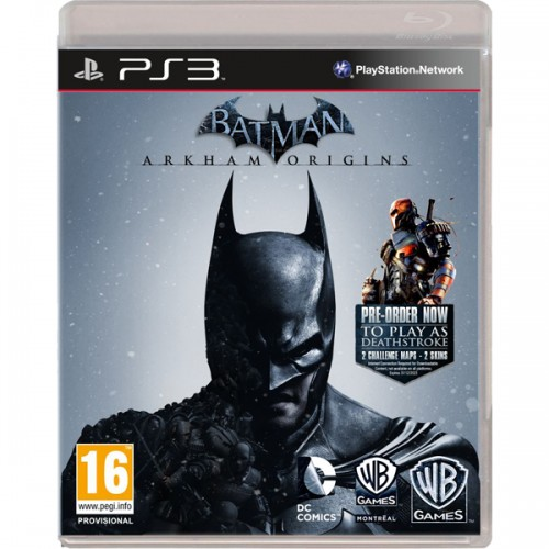 BATMAN ARKHAM ORIGINS - PS3