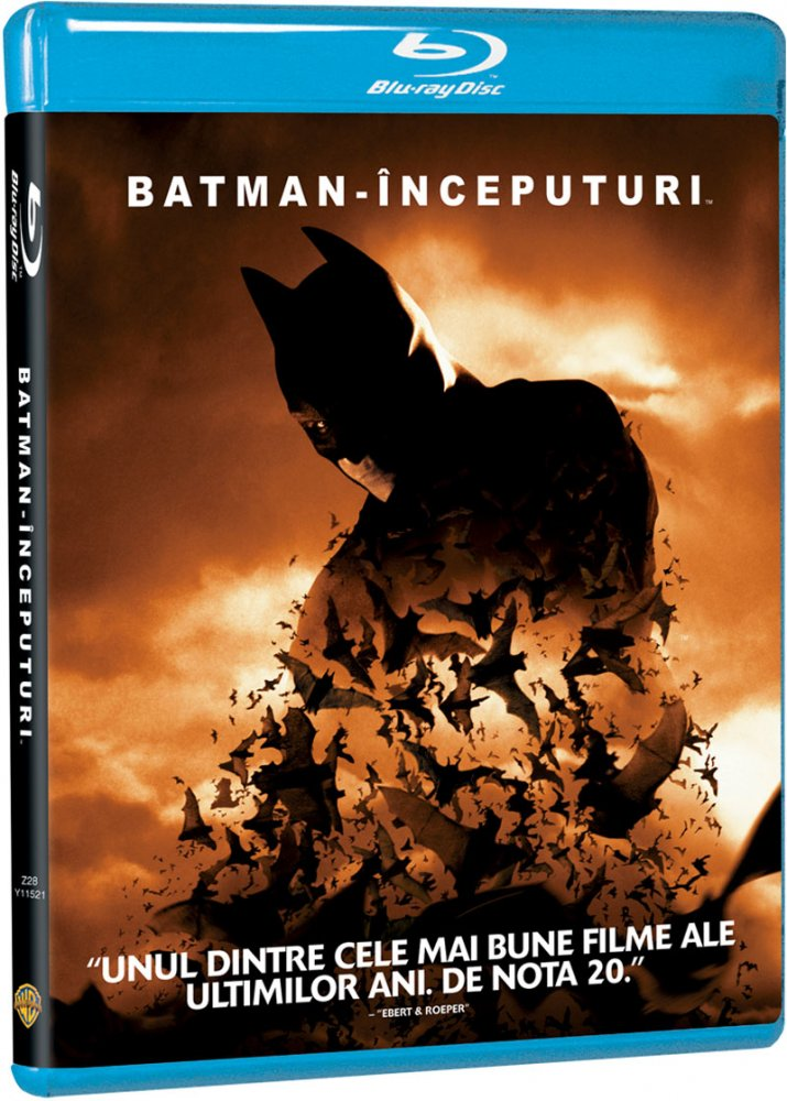 BATMAN - INCEPUTURI (BR BATMAN BEGINS (BR)