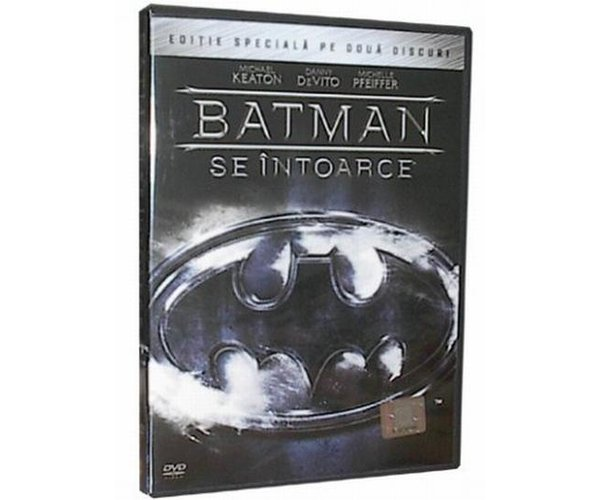 BATMAN SE INTOARCE BATMAN RETURNS