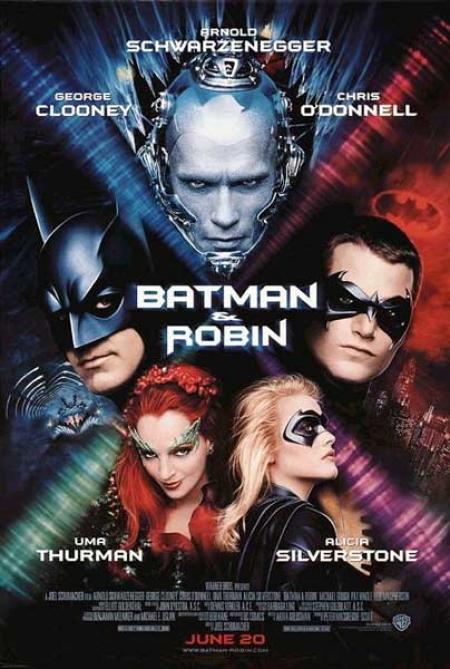 BATMAN SI ROBIN BATMAN & ROBIN