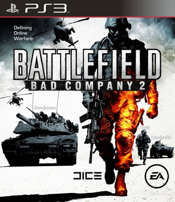 BATTLEFIELD BAD COMP 2 CE -  PS3