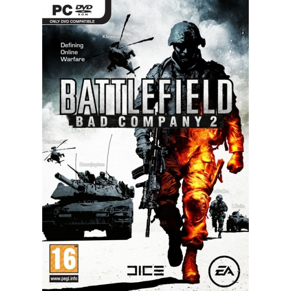 BATTLEFIELD BAD COMPANY 2 CLASSICS - PC