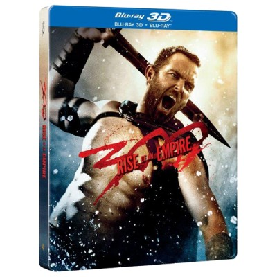 BD: 300 RISE OF AN EMPIRE 3D