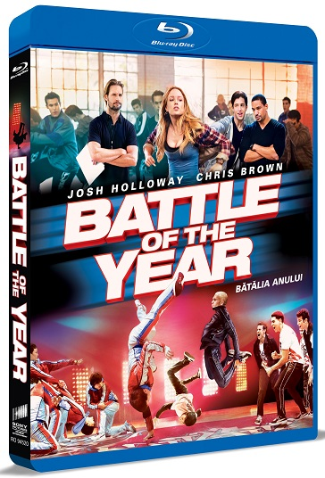 BD: BATTLE OF THE YEAR - BATALIA ANULUI