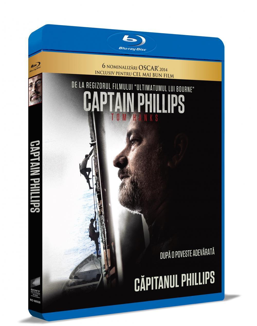 BD: CAPTAIN PHILLIPS - CAPITANUL PHILLIPS