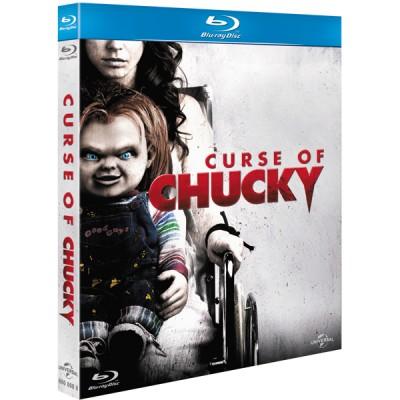 BD: CURSE OF CHUCKY - BLESTEMUL LUI CHUCKY