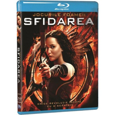 BD: HUNGER GAMES - CATCHING FIRE