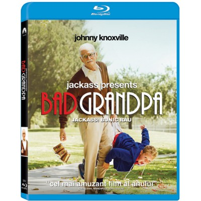 BD: JACKASS PRESENTS BAD GRANDPA