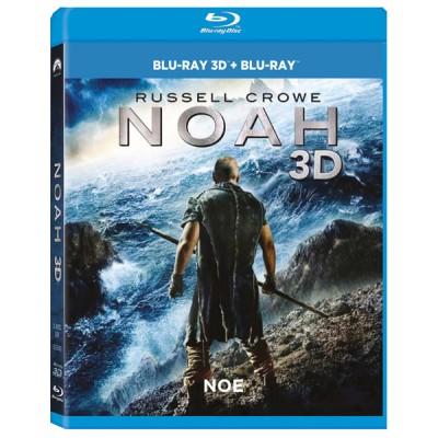 BD: NOAH 3D COMBO (3D + 2D)
