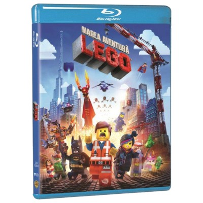 BD:THE LEGO MOVIE - MAREA AVENTURA