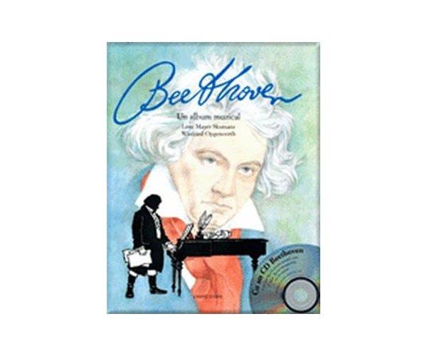BEETHOVEN - UN ALBUM MU ZICAL CU CD