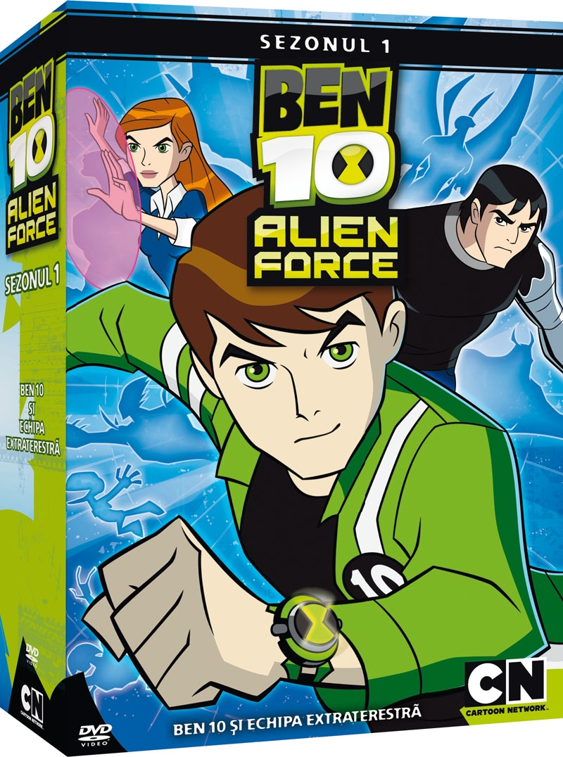 BEN 10 Alien Force Season 1