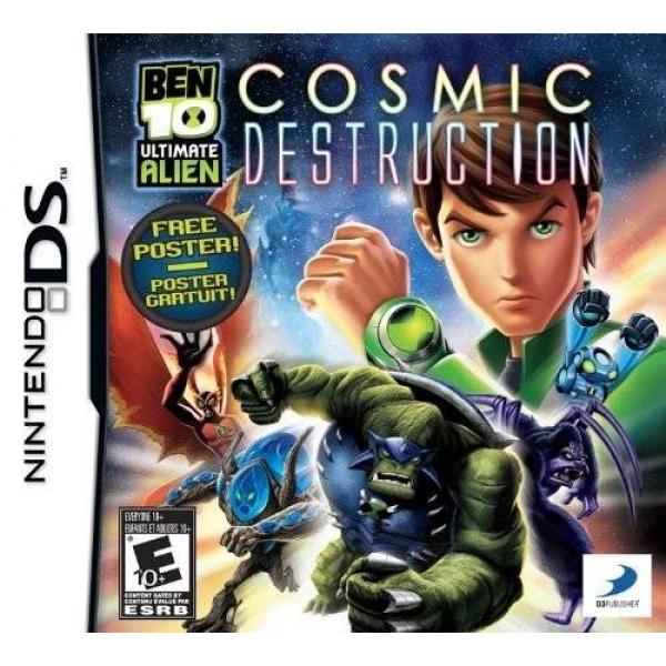 BEN 10 COSMIC DESTRUCTI DS