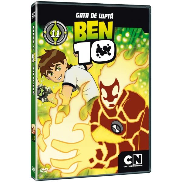 BEN 10 VOL 11 - BEN 10 VOL 11