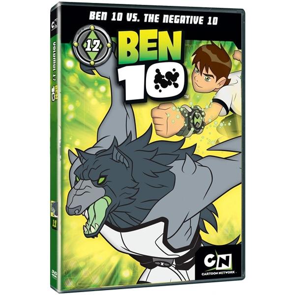 BEN 10 VOL 12 - BEN 10 VOL 12
