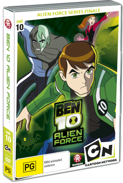 BEN 10 VOL 10 - BEN 10 VOL 10